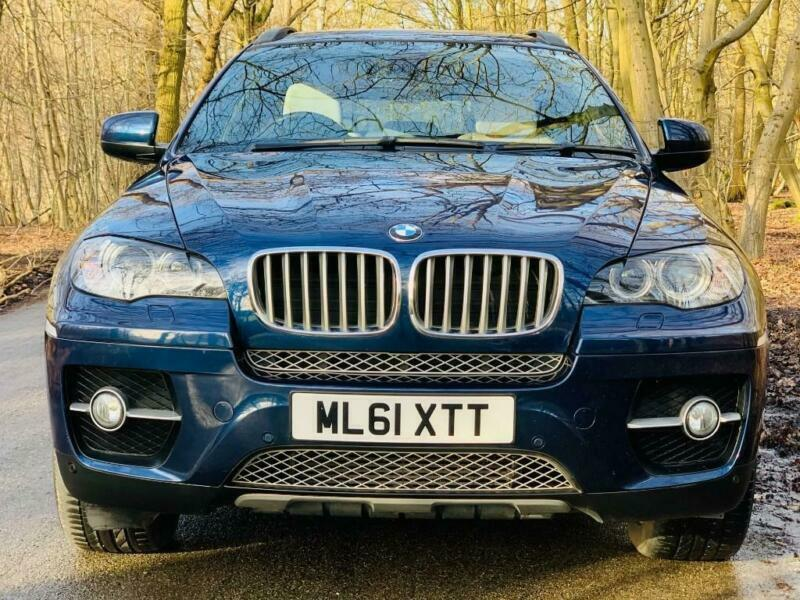 2011 BMW X6 XDRIVE40D Auto Coupe Diesel Automatic