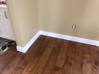 Professional and Affordable Flooring and Trim Installation