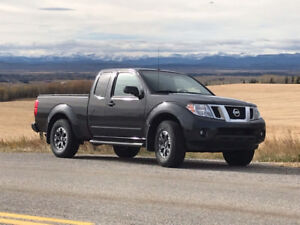 2015 Nissan Frontier Pro4x Manual