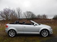 Audi A3 Tdi S Line Convertible