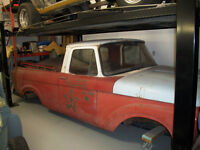 1962 ford unibody short box