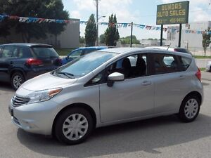 2015 Nissan Versa SV Hatch Back-up Camera ,Have two chose from ! London Ontario image 6