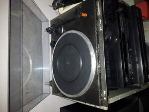 Table tournante technics sl-bd20