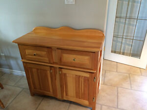 For sale hand made cabinet.