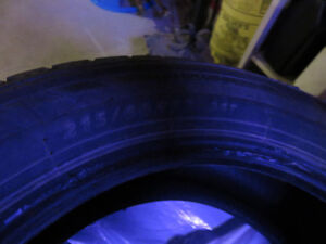 4 winter tire for Dodge Caliber 2011