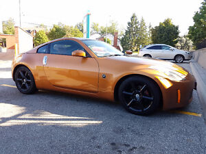 2004 Nissan 350Z Coupe (2 door)