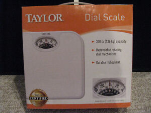 Dial Scale - NEW IN BOX
