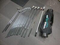 Slazenger Golf set and bag