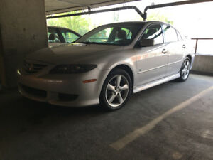 2004 Mazda 6 Sport  *GREAT FOR WINTER*