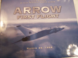 ARROW FIRST FLIGHT