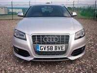 Audi S3 S3 2.0 TFSI QUATTRO (FREE FUEL + 6 MONTHS PARTS & LABOUR WARRANTY)