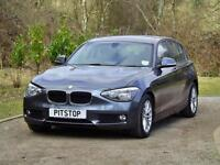 BMW 1 Series 116 ED 1.6 5dr DIESEL MANUAL 2013/13