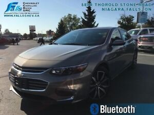 2017 Chevrolet Malibu LT  NAV,LEATHER,SUNROOF,REARCAM,REMOTE STA