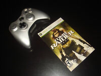 XBOX 360-TOMB RAIDER-UNDERWORLD (MANUEL/MANUAL ONLY)