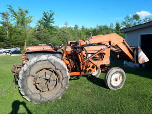 1960 Alis Chambler Collector Tractor