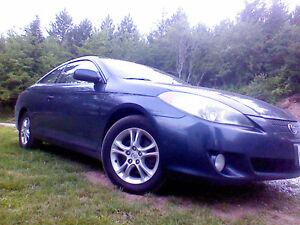 2005 Toyota Solara Coupe (2 door)