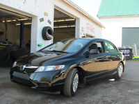 2009 Honda DX Sedan, 5 Speed, New Mvi & Warranty..!