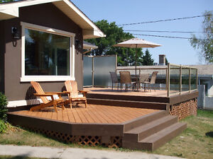 Big Sky - Patio Covers, Decks, Railings, Wind Walls