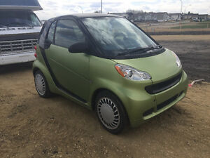 2011 Smart Fortwo ForTwo Coupe (2 door)