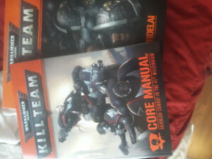 Warhammer 40k Kill Team full set inc full Kill Team/Command
