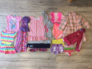 Girl's clothing lot 2T-3T