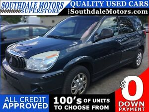2004 BUICK RENDEZVOUS CX * POWER GROUP