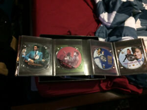 Elvis Presley the ultimate film  collection graceland edition