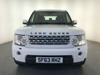 2013 LAND ROVER DISCOVERY XS SDV6 AUTOMATIC DIESEL 7 SEATS SERVICE HISTORY