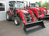 MASSEY FERGUSON 36HP CAB TRACTOR - 0% for 72 Months!