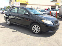 2010 Toyota Corolla FULL EQUIP!! CRUISE ET TRACTION CONTROL
