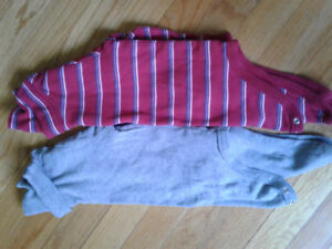 3 Onesie Turtlenecks size 3 T- The Children's Place
