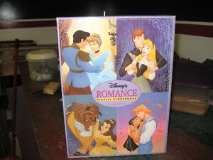 Disney books.
