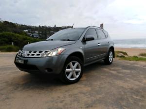 Nissan Munaro Ti-L SUV 6 months rego