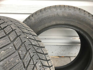 4 Winter Tires Used only one season