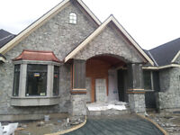 Specialist in stone veneer and natural stone installations.
