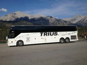 Motor Coach & Activity Bus Drivers NEEDED