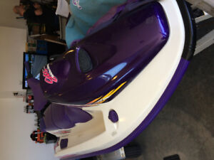 1997 Sea-Doo GTS Personal Water Craft