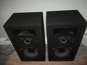 Proline Acoustics Studio Speakers