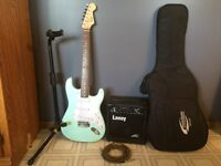 Guitar package for sale!