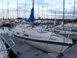 Sailboat Tanzer 7.5 Voilier