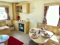 CHEAP SITED STATIC CARAVAN FOR SALE - 2013 ABI HORIZON / 3 BEDROOM