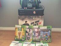 Xbox 360 250GB plus extras