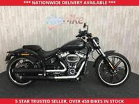 HARLEY-DAVIDSON SOFTAIL FXBRS BREAKOUT 114 1868CC ONE OWNER ABS LOW MILES