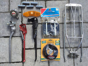 Pièces de vélo assorties / Miscellaneous bicycle parts