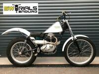 BSA c15 260cc pre 65 trials bike delivery px triumph ajs