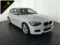 2013 BMW 125D M SPORT DIESEL 3 DOOR HATCHBACK 218 BHP FINANCE PX WELCOME