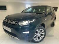 2015 Land Rover Discovery Sport 2.0 TD4 HSE Auto 4WD (s/s) 5dr SUV Diesel Automa