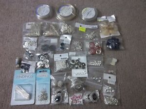 Very large amount of jewellery making supplies-NEW PRICE London Ontario image 6