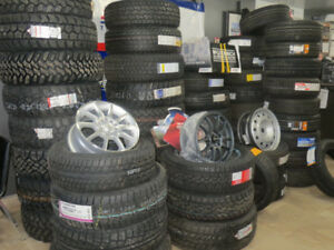 4 NEW ALL SEASON TIRES P235/55R17 $322.00 TAX IN FOR ALL 4
