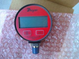 DWYER DPGA-05 Digital Pressure Gauge,15 PSI